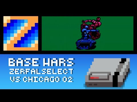 Base Wars: Zerfalselect at Chicago 02