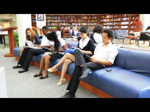 Life and Study at Asia-Pacific International University