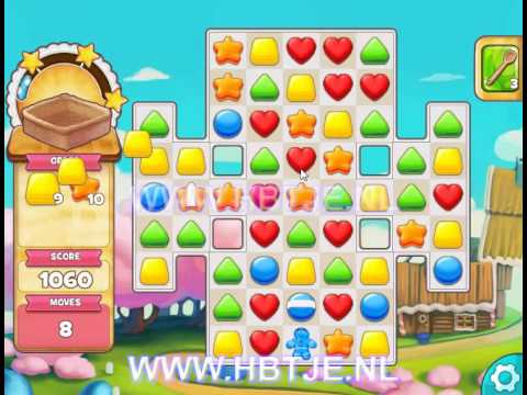 Cookie Jam level 8
