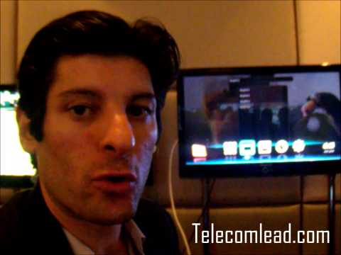 Broadcom's Brett Tischler talks about new STBs for India by Telecomlead.com