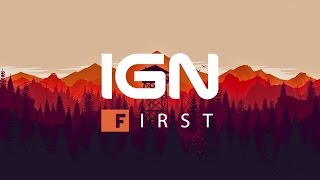 17 Minutes of New Firewatch Gameplay