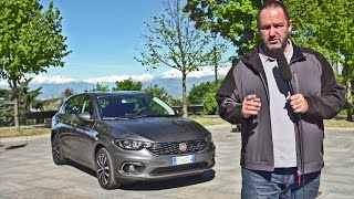 2016 Fiat Tipo Review - Test Drive. YouCar Car Reviews.