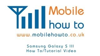 How To Set Password Samsung Galaxy S3