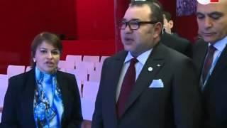 فيديو جديد للملك محمد السادس من قمة باريس حول المناخ |