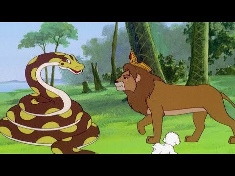 Leví Kráľ Simba - 45 - Návrat
