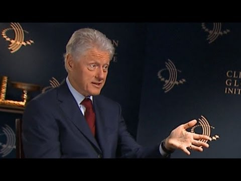 Bill Clinton 'This Week' Interview: Government Shutdown Showdown