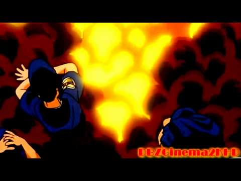 Great Saiyaman and Videl vs Red Shark Gang [2K HD]