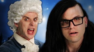 Mozart vs Skrillex: Epic Rap Battles of History