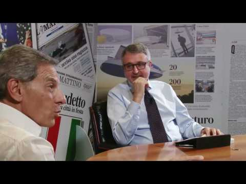 Ballottaggio Napoli, forum con il candidato Gianni Lettieri Una sfida lunga cinque anni, quella tra Luigi de Magistris e Gianni Lettieri.