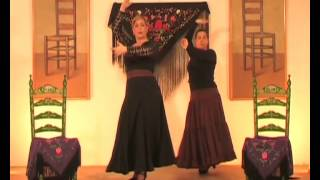 Aprende a bailar sevillanas. Parte 24