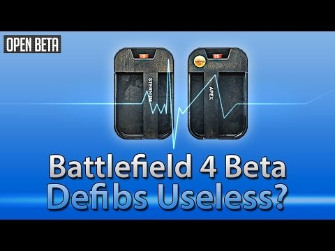 Battlefield 4 Beta: Defibs Useless? (Beta Gameplay/Commentary)