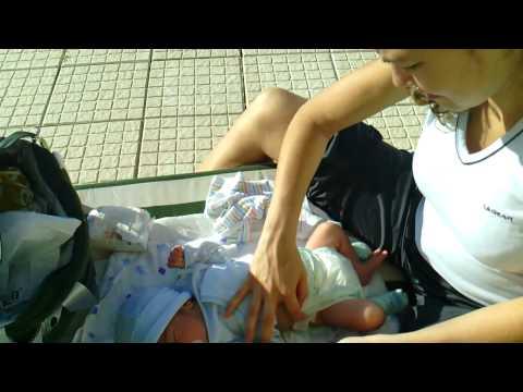 bebe nudista