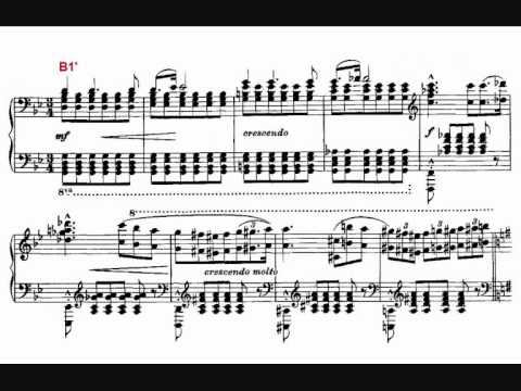 an analysis of liszt sonata Liszt sonata was a true successor of beethoven's last sonatas and the inauguration of a new era in the history of form the official première of liszt's e flat major piano concerto took place.