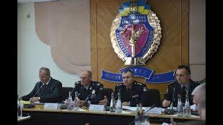 У Харкові відбувся семінар-нарада за участі керівників вищих навчальних закладів МВС України