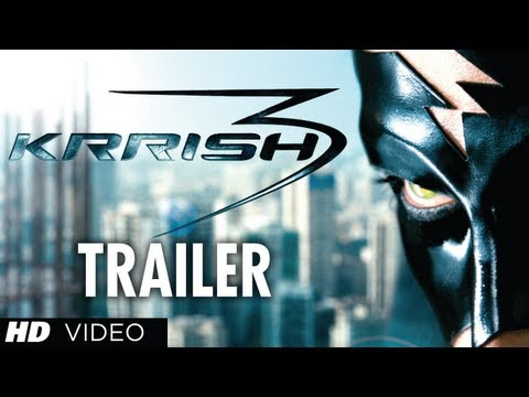"""Krrish 3 Trailer"" Official 