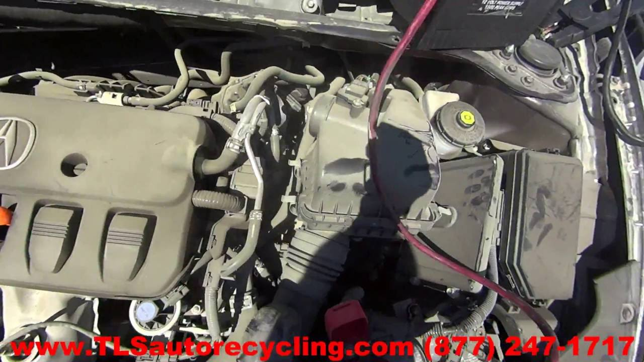 Parting Out 2013 Acura Ilx Stock 6292pr Tls Auto Recycling Wiring Diagram