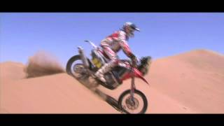 2014 Dakar Rally Stage 11 / Team HRC