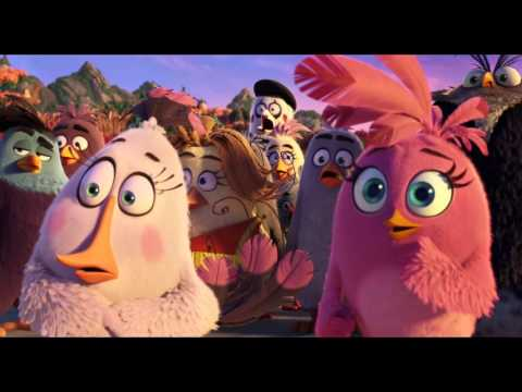 Angry Birds - trailer na animák (CZ)