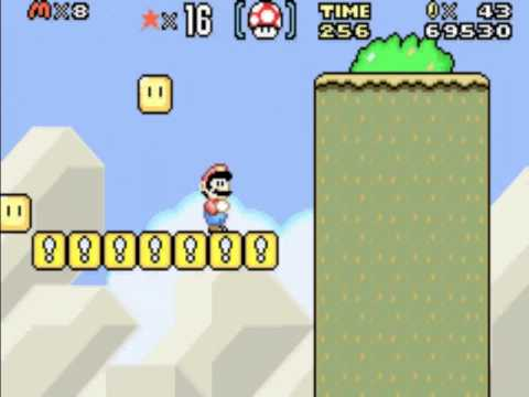 Super Mario Advance 2 - Super Mario World - Mario world 1. - User video
