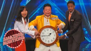 America's Got Talent 2014 Weirdest / Worst / Funniest