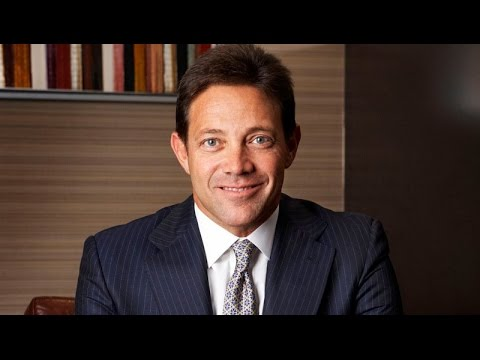 Jordan Belfort: The Wolf of Wall Street and the Lessons I Learned