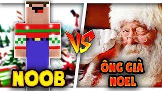 Troll NOOB Bằng ÔNG GIÀ NOEL Trong Minecraft!!