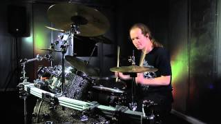 EPICA - Essence of Silence (Drum Playthrough)
