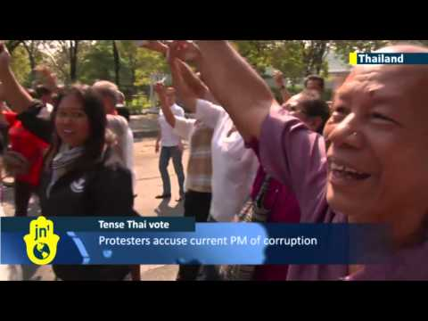Contentious Thai poll: Vote counting begins following widespread clashes