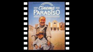 NUOVO CINEMA PARADISO By Morricone Love Theme- Colonna