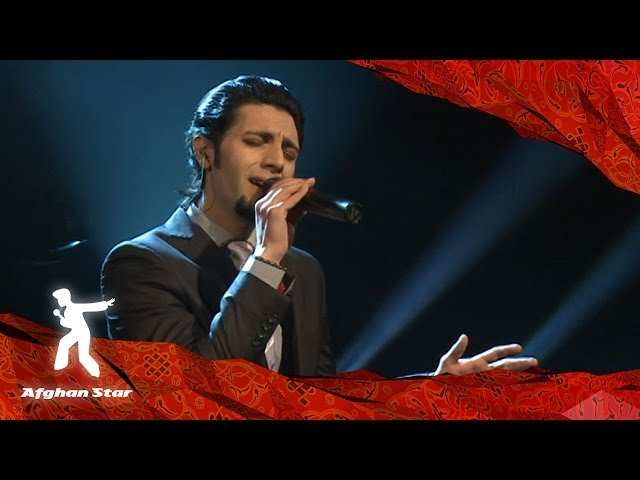 Arash Barez sings Marg Man from Ahmad Zahir