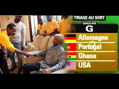 2014 World Cup Draw-Ghana in a tight group
