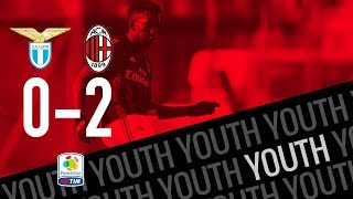 Highlights Lazio 0-2 AC Milan Primavera Matchday 8 Primavera 1 TIM