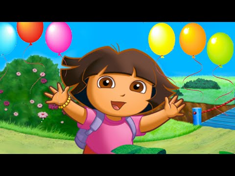 Dora's Great Big World - Episode 1 | Run Time: 1hr 14m