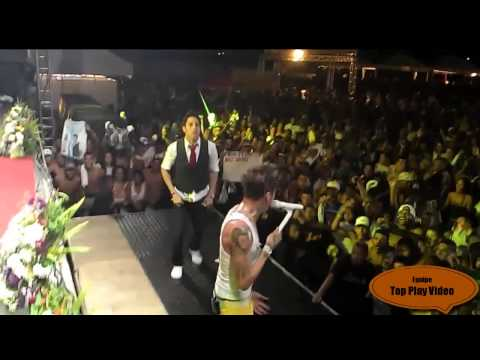 Igor Kanario Part.Vini Guerreiro Banda Gangster No Swinga Aracaju-Se 2013 [ Full HD ]