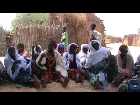 Dimitra Community Listeners' Clubs for Food Security and Women's leadership -- Gasseda - Niger