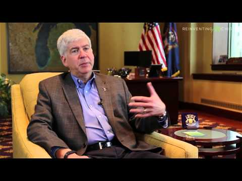 Governor Rick Snyder on Michigan's 2015 Budget