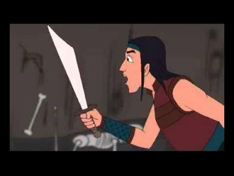26age.net Phim hoạt hình hay nhất cảm động hàng triệu trái tim Chiến đấu với lòng tham lam