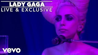 Lady Gaga - Speechless (live)