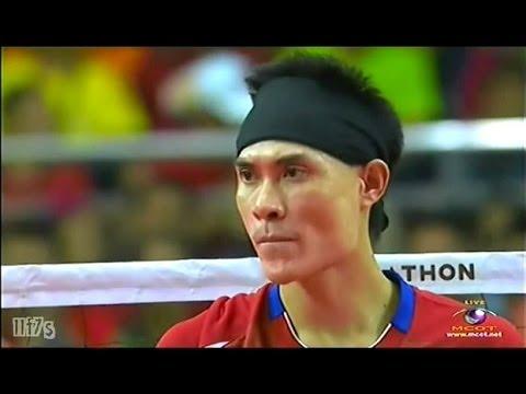 ISTAF Super Series 2013/14 Men's Final [MALAYSIA - THAILAND] SET5