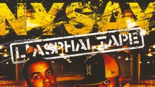 Rap en Francais histoire Nysay - L'Asphaltape