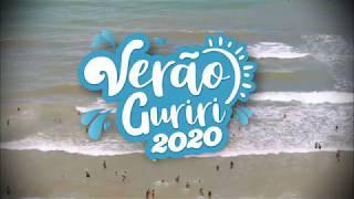 O VERÃO CHEGOU NA ILHA MAIS LINDA DO ESPÍRITO SANTO, GURIRI!