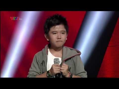 Giong Hat Viet Nhi 2013 Giau Mat 4 Bay - Ton Chi Long VTV3 HD