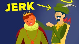 Why Robin Hood Is Actually A Really Bad Guy