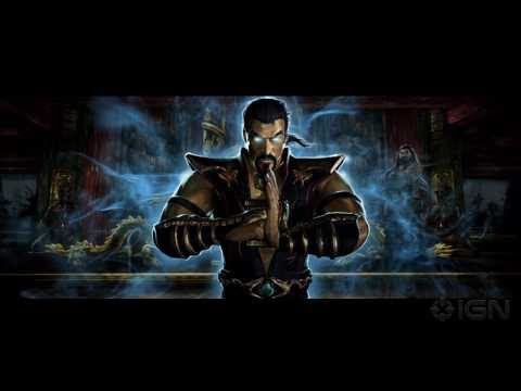 Mortal Kombat: Shang Tsung Ending Video