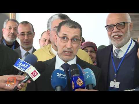 أول تصريح بالأمازيغية لسعد الدين العثماني