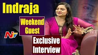 Actress Indraja Exclusive Interview || Shatamanam Bhavati
