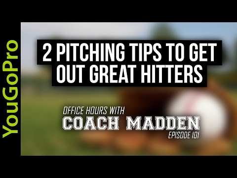 How to get out Great Hitters with Average