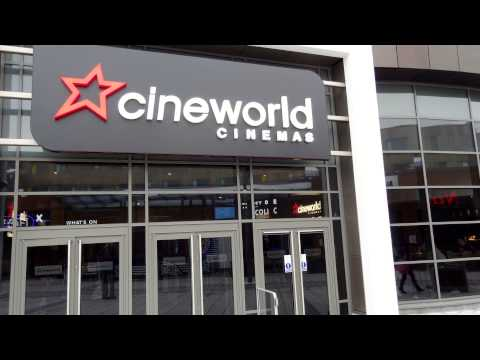 Cineworld Kirkby-in-Ashfield Nottinghamshire