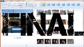 How To Use Final Tutorial On Windows Live Movie Maker