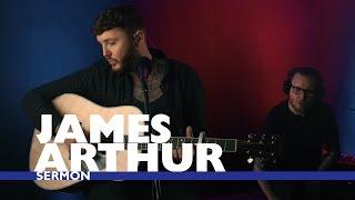 James Arthur - 'Sermon' (Capital Live Session)